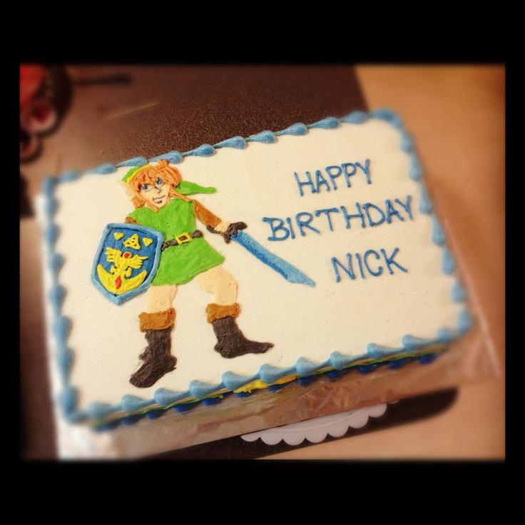 17 Best Images About Link Birthday Party On Pinterest