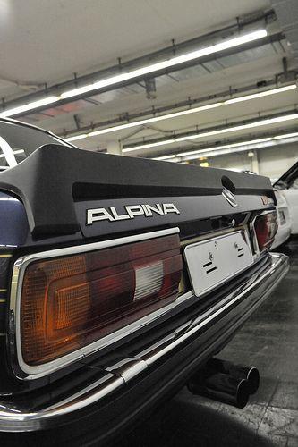 1981 BMW Alpina B7 S-Turbo Techno Classica 2010 DSC_7886 | Flickr