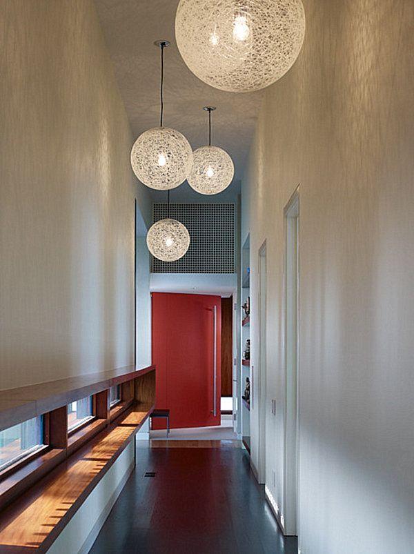 Hallway Pendant Lighting Hallway Lighting Hallway Light Fixtures Modern Hallway