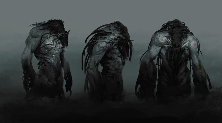 ArtStation - Concept Art for 'EDGE OF NOWHERE', Anthony Jones