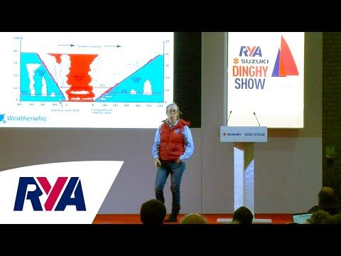 Sailing Weather Tips on reading local Weather & Tides - FULL TALK - with Libby Greenhalgh - YouTube
