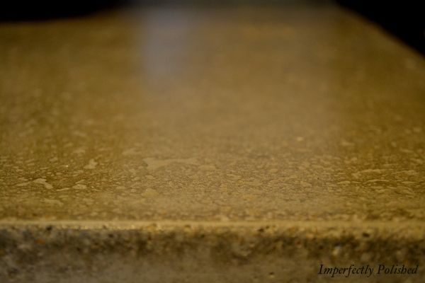 when i get my own kitchen these are the counter tops i will put in it! Concrete!!
