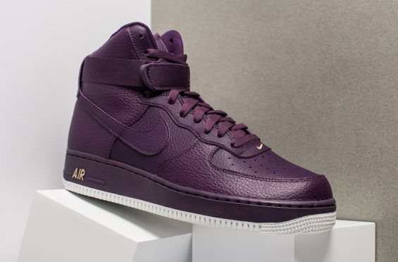 1 Air HighDr On This Purple Come Force Gold Nike And Together Y7yfgb6