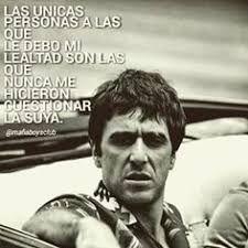 Resultado de imagen de Frases Tony Montana español