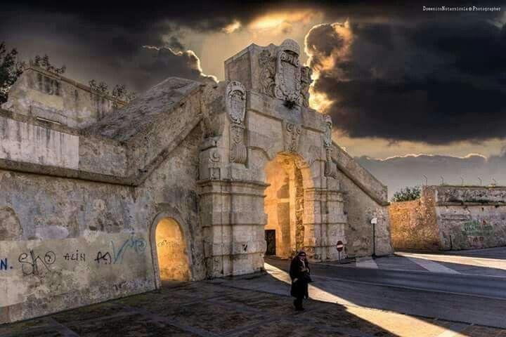 Augusta (Siracusa), la Porta Spagnola