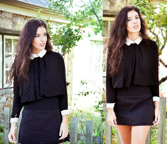 Catholic school girl  (by Elle-May Leckenby) http://lookbook.nu/look/2932317-Catholic-school-girl