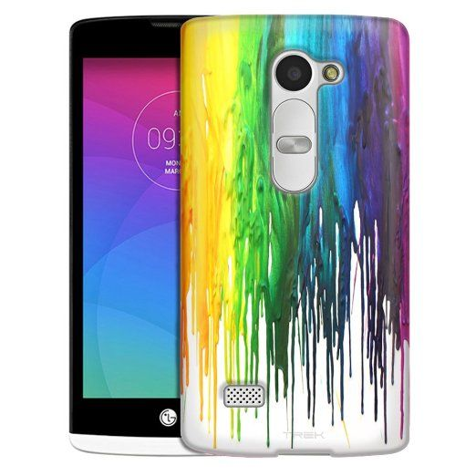 Amazon.com: LG Leon Case, Slim Snap On Cover Retro Boom Box Case: Cell Phones & Accessories