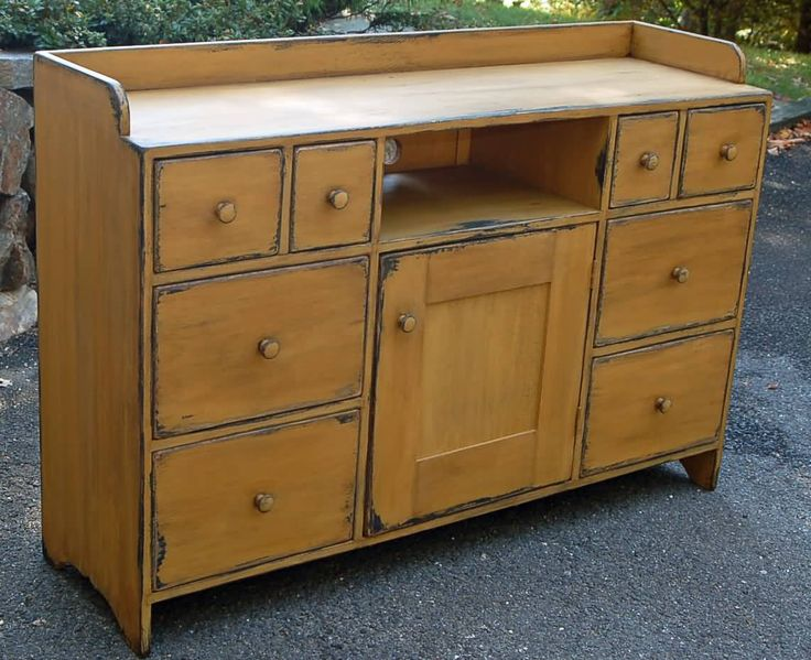 Marvelous Primitives  Primitive Country Furniture Primitive Painted Furniture