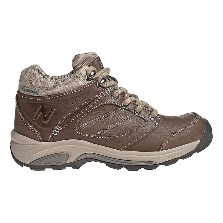 Take a hike in the 1569, a walking shoe built for pursuing adventures in more rugged terrain with GORE-TEX uppers, ABZORB premium cushioning, RockStop protection from sharp trail debris and Rollbar technology for superior motion control