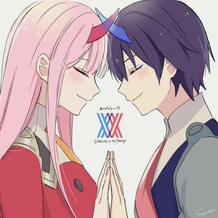 Anime World Darling In The Franxx Romantic Anime Anime Romance