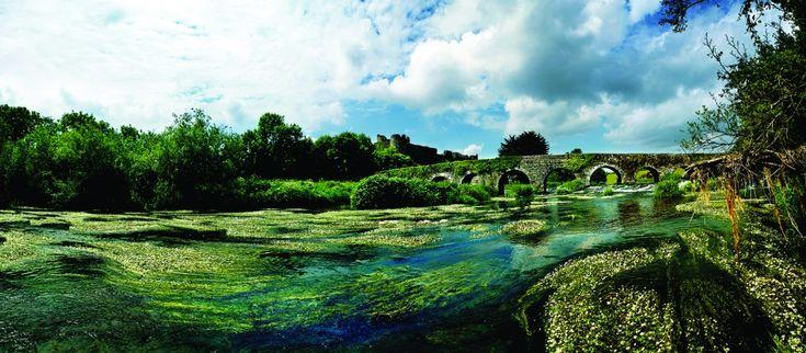 Мост Глануэрт, графство Корк.