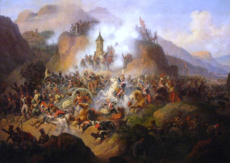 Suchodolski, Battle of Somosierra