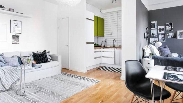 Η διακοσμήτρια Σίσσυ Νικολαίδη μας παρουσιάζει τον τρόπο που και το πιο μικρό σπίτι μπορεί να είναι λειτουργικό και πολύ όμορφο