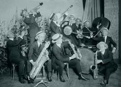 After a few hundred years of a certain type of music the rise of jazz started.This was a positive aspect because as the musical style changed, those musically educated were not afraid of playing what they wanted