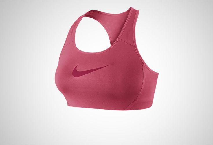 #Nike Shape Swoosh Bra 2.0 #Sklep_Biegacza