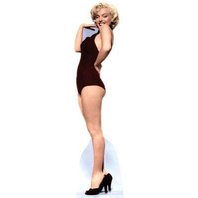 Advanced Graphics Cardboard Hollywood Marilyn Monroe - Swimsuit Standup
