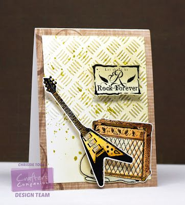 Created by Chrissie Tobas for Crafter's Companion using Sheena's A Little Bit…