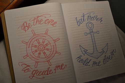 idea- this would be a great tattoo