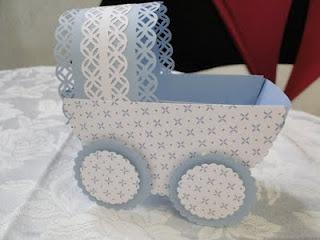 Scrap Festas: Carrinho de bebê/ chá de bebê