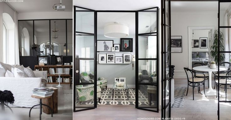 For bags of light and style, Crittall doors or windows are the perfect home update. These steel-framed features add an industrial feel to contemporary settings, and work whether in the bathroom or the kitchen.
