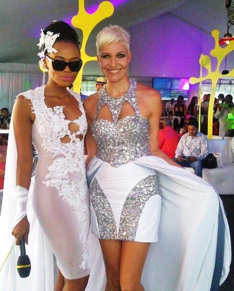 Bonang Matheba The Queen Pinterest Short Dresses
