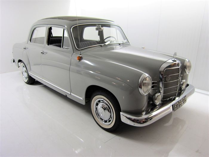 192 best images about mercedes 180d ponton car on for Mercedes benz 180d for sale