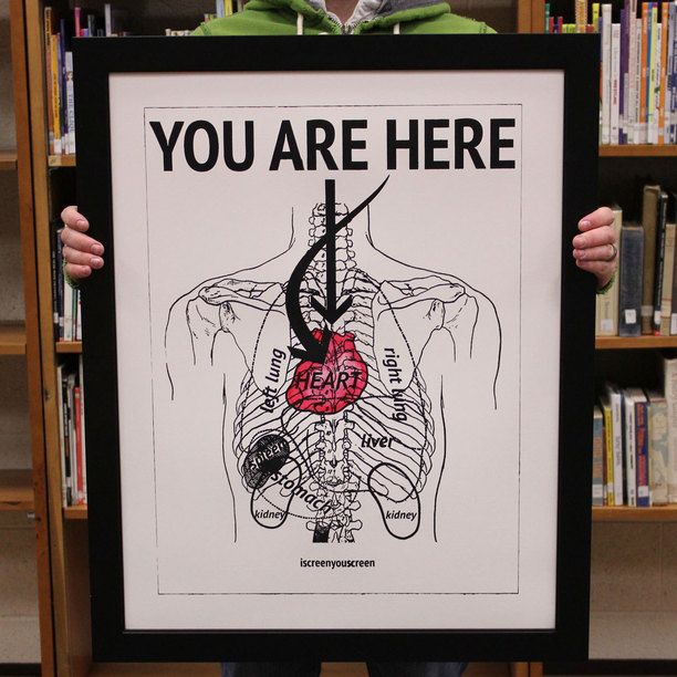 .: Dust Jackets, Screens Prints, Gifts Ideas, Courtney Harmon, Prints Design, My Heart, You Are Here, Posters, Dust Covers