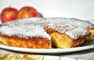 #torta di #riso e #mele