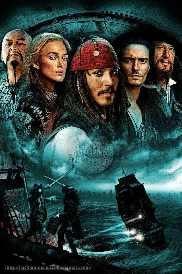 My favorite Pirates.....until I saw Dead Men Tell No Tales ;)