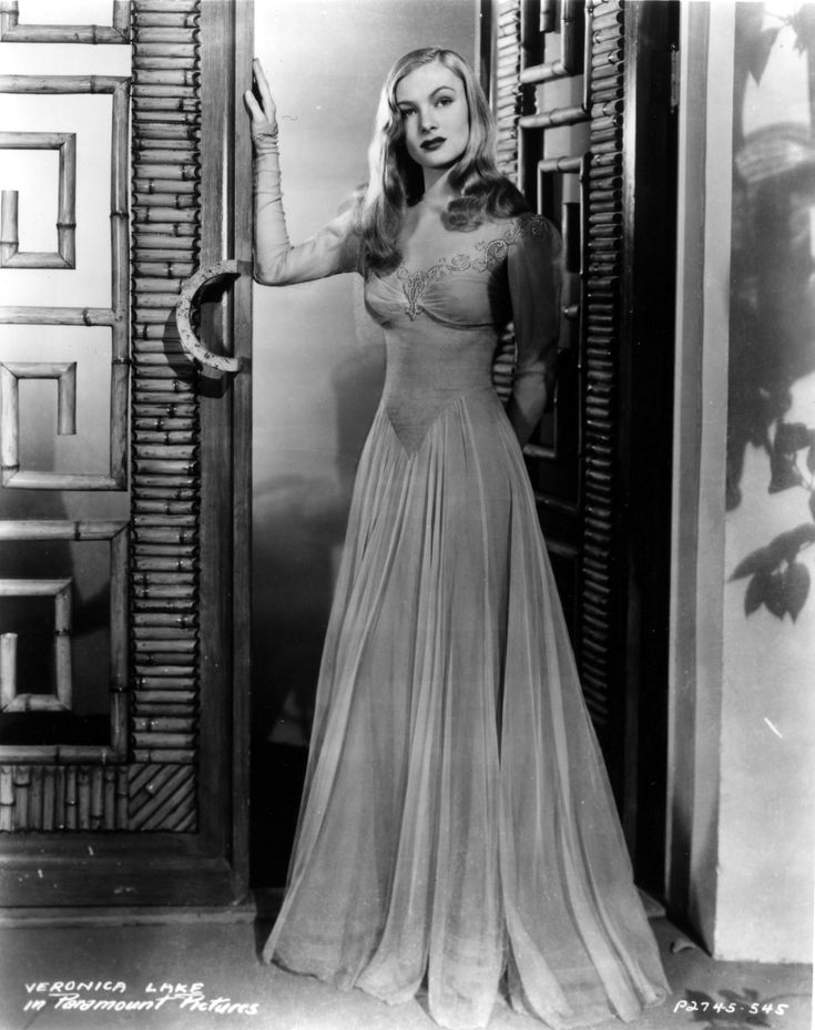 Veronica Lake - I MARRIED A WITCH