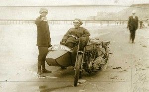 Effie & Avis Hotchkiss Facts: This mother-daughter team were the first female motorcycle riders to successfully complete a transcontinental ride across the United States.
