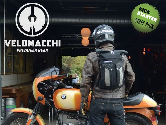 We Were Selected As A Kickstarter Staff Pick Join Us In Celebrating Gear For Motorcycle BackpacksEdc