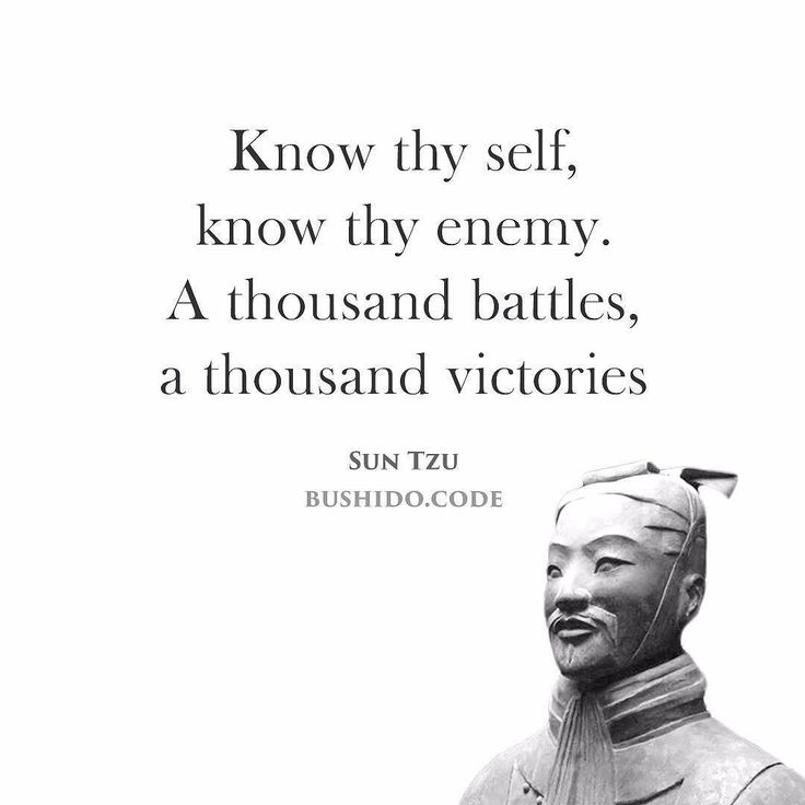 Art Of War Quotes Know Your Enemy: 25+ Best Ideas About Sun Tzu On Pinterest