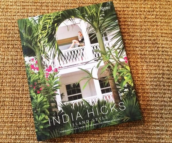 INDIA HICKS - Island Style Hardcover: 224 pagesPublisher: Rizzoli (March 31, 2015)Language: EnglishISBN-10: 0847845060ISBN-13: 978-0847845064 From India Hicks,