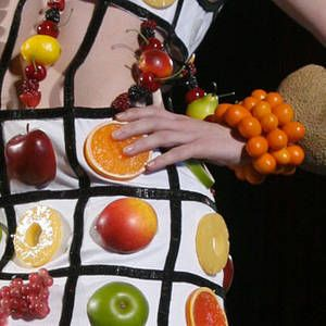 Food is Fashion
