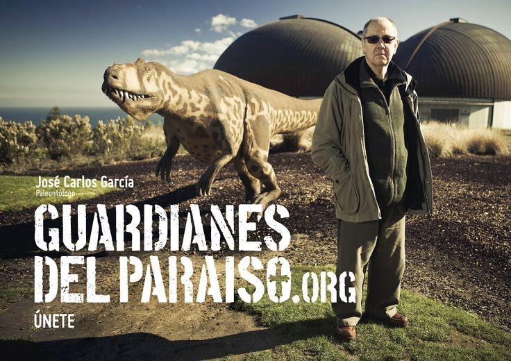 """Anuncio de campaña Teaser """"Guardianes del Paraíso"""". José Carlos García, director del #MUJA #museo #cultura #ParaísoNatural"""