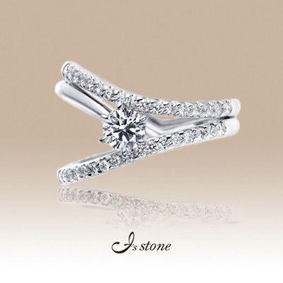 エタニティ・ハーフエタニティ|婚約指輪(エンゲージリング)|マイ ... Annulaire **アニュレール**