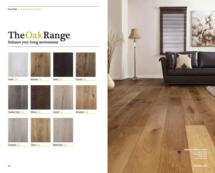Grand Oak Timber Flooring: Grand Oak Brochure P5