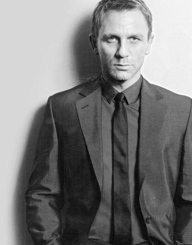Daniel Craig 💋