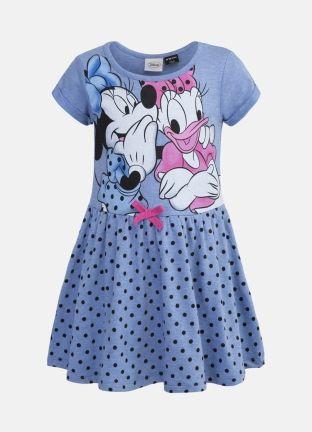 Приталенное платье с принтом Disney за 1199р.- от OSTIN