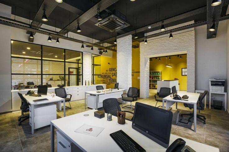Ofis Dekorasyonu Nasıl Olmalı 4