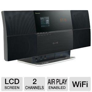 Pioneer X-SMC4-K   AirPlay Bluetooth Music System by Pioneer, http://www.amazon.com/dp/B005SIELN6/ref=cm_sw_r_pi_dp_Gbtdsb0V4SWQH