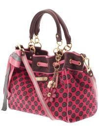 Juicy Couture Bag: Juicy Couture Bags, Deco Daisies, Daydream Wwwjuicycouturecom, Purple Bags, Ahhh Pink, Pink Brown, Coachjuici Couturechanelloui, Bags Lady, Couture Deco