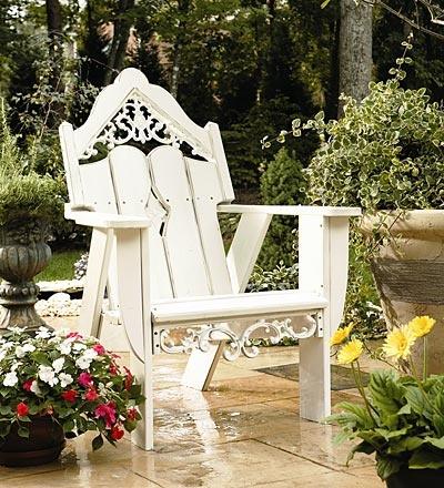 Veranda Wooden Outdoor Chair By Uwharrie
