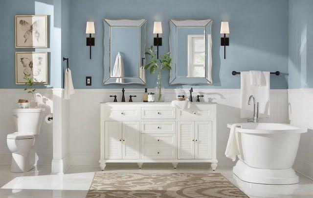 Bathroom Styles Home Depot Bathroom Cottage Bathroom White