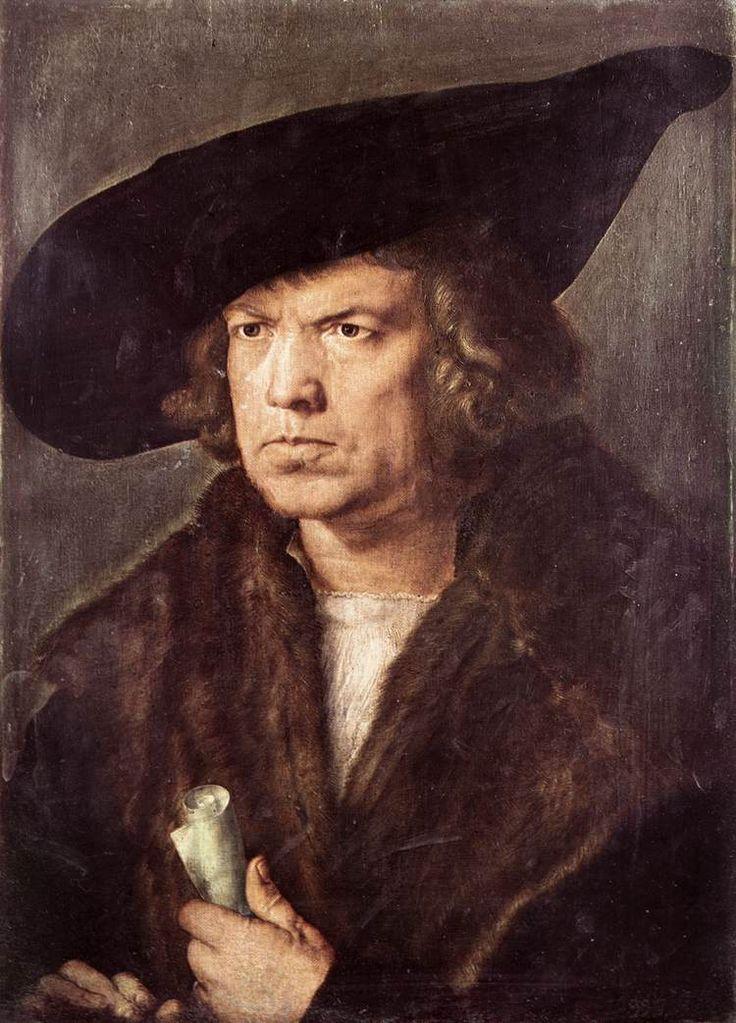 Πορτρέτο ενός άνδρα (1521)