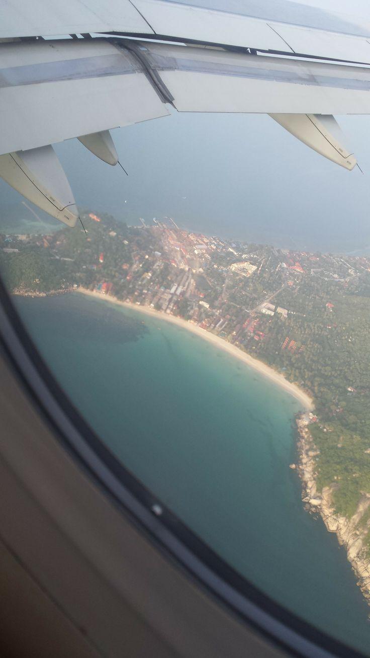en route to Koh Samui :-)