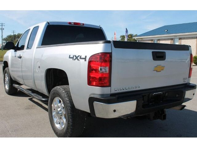 2013 Chevrolet Silverado 2500 Ext Cab 4X4 - Trucks & Commercial Vehicles - Elizabethtown - Kentucky - announcement-83564