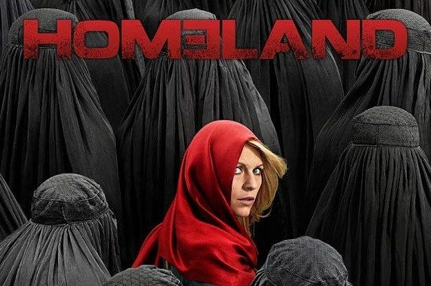 """The """"Homeland"""" Season 4 Trailer Is All Over The Map"""