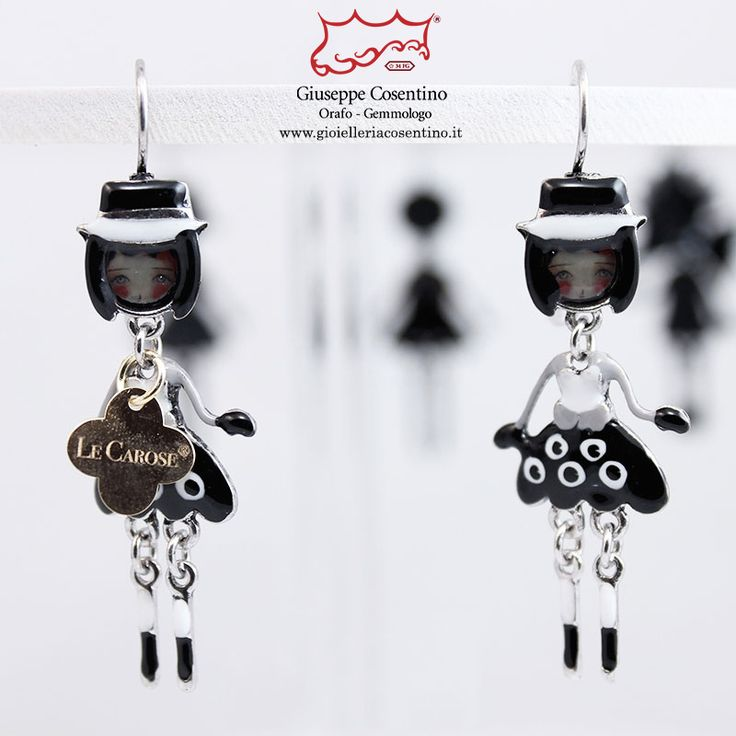 Nuovi Arrivi #Gioielli Le Carose by Toco d'Encanto  Cosa Aspetti? Indossa la tua #Carosa preferita!!!  http://goo.gl/PCHBlu  #ShoppingOnline #Jewels #Gioielleria #Moda